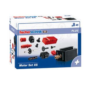 Fischertechnik Plus - Motor Set XS, 45dlg.