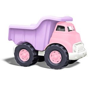 Green Toys Kiepauto Roze