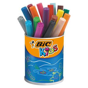 BIC Kids Visacolor XL, 18st.