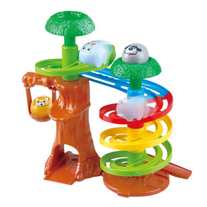 Playgo Ballenbaan Jungle