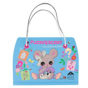 House of Mouse Puzzelplezier Boekje met Vulpotlood